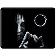 The Ring Double Sided Fleece Blanket (Large)
