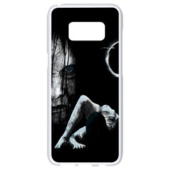 The Ring Samsung Galaxy S8 White Seamless Case