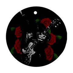 Slash Ornament (Round)