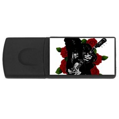 Slash USB Flash Drive Rectangular (2 GB)