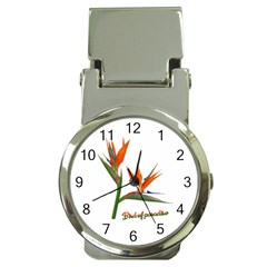 Bird Of Paradise Money Clip Watches