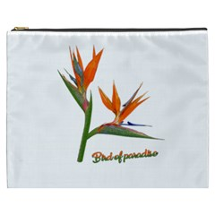 Bird Of Paradise Cosmetic Bag (XXXL)