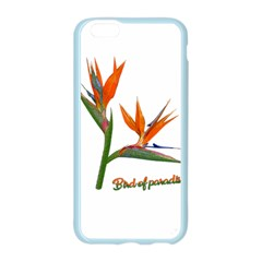 Bird Of Paradise Apple Seamless iPhone 6/6S Case (Color)