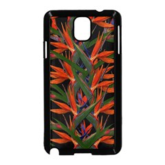 Bird Of Paradise Samsung Galaxy Note 3 Neo Hardshell Case (Black)