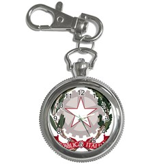 Emblem of Italy Key Chain Watches