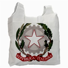 Emblem of Italy Recycle Bag (One Side)