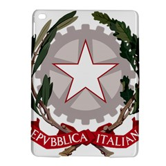 Emblem of Italy iPad Air 2 Hardshell Cases