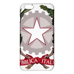 Emblem of Italy iPhone 6 Plus/6S Plus TPU Case
