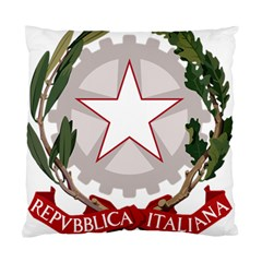 Emblem of Italy Standard Cushion Case (Two Sides)