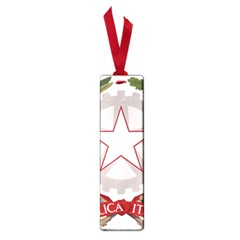 Emblem of Italy Small Book Marks