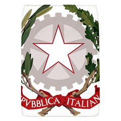 Emblem of Italy Flap Covers (S)