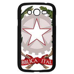 Emblem of Italy Samsung Galaxy Grand DUOS I9082 Case (Black)