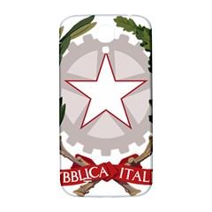 Emblem of Italy Samsung Galaxy S4 I9500/I9505  Hardshell Back Case