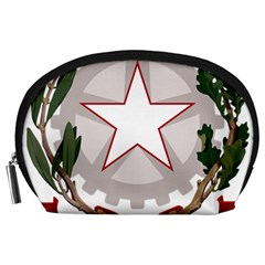Emblem of Italy Accessory Pouches (Large)