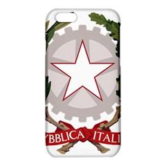 Emblem of Italy iPhone 6/6S TPU Case
