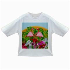 Flamingo Infant/Toddler T-Shirts