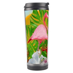 Flamingo Travel Tumbler