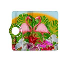 Flamingo Kindle Fire HDX 8.9  Flip 360 Case