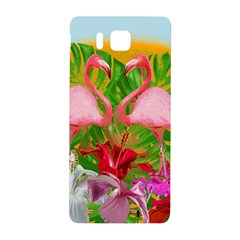 Flamingo Samsung Galaxy Alpha Hardshell Back Case