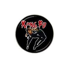 Kung Fu  Hat Clip Ball Marker (10 pack)