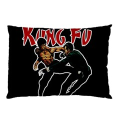 Kung Fu  Pillow Case (Two Sides)