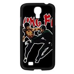 Kung Fu  Samsung Galaxy S4 I9500/ I9505 Case (Black)