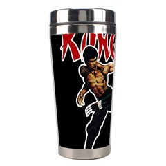 Kung Fu  Stainless Steel Travel Tumblers