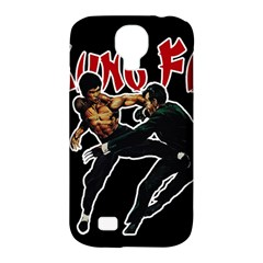 Kung Fu  Samsung Galaxy S4 Classic Hardshell Case (PC+Silicone)