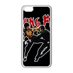 Kung Fu  Apple iPhone 5C Seamless Case (White)