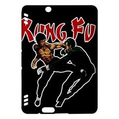 Kung Fu  Kindle Fire HDX Hardshell Case