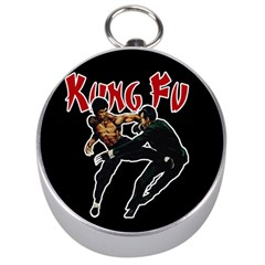 Kung Fu  Silver Compasses
