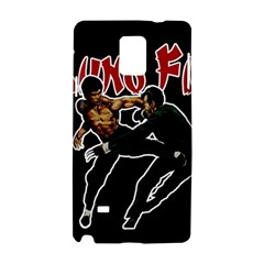 Kung Fu  Samsung Galaxy Note 4 Hardshell Case