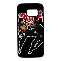 Kung Fu  Samsung Galaxy S7 Black Seamless Case