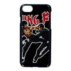 Kung Fu  Apple iPhone 7 Seamless Case (Black)