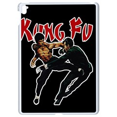 Kung Fu  Apple iPad Pro 9.7   White Seamless Case