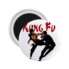 Kung Fu  2.25  Magnets
