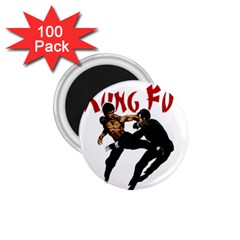 Kung Fu  1.75  Magnets (100 pack)