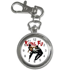 Kung Fu  Key Chain Watches