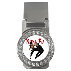 Kung Fu  Money Clips (CZ)