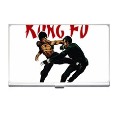 Kung Fu  Business Card Holders