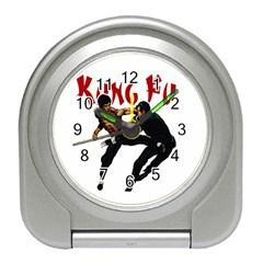 Kung Fu  Travel Alarm Clocks
