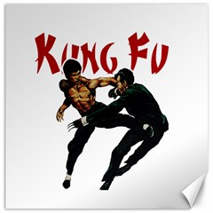 Kung Fu  Canvas 20  x 20