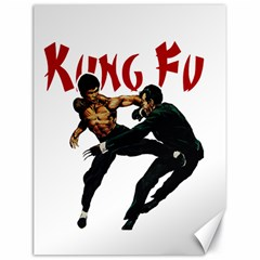 Kung Fu  Canvas 18  x 24