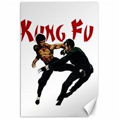 Kung Fu  Canvas 20  x 30