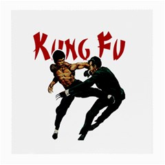 Kung Fu  Medium Glasses Cloth (2-Side)