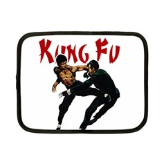 Kung Fu  Netbook Case (Small)