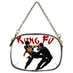 Kung Fu  Chain Purses (One Side)