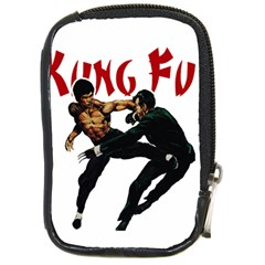 Kung Fu  Compact Camera Cases