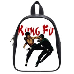 Kung Fu  School Bags (Small)