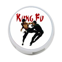 Kung Fu  4-Port USB Hub (One Side)